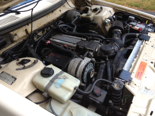 Daily Turismo: 5k: 1989 Volvo 240 Wagon - V8 Swap, Ragtop Double