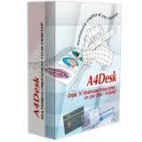 تحميل برنامج تصميم المواقع الفلاشية a4desk flash website builder 6.50