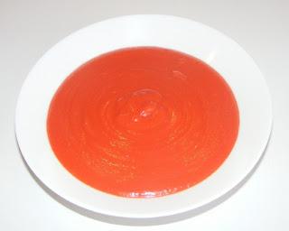 Supa crema gazpacho retete culinare,