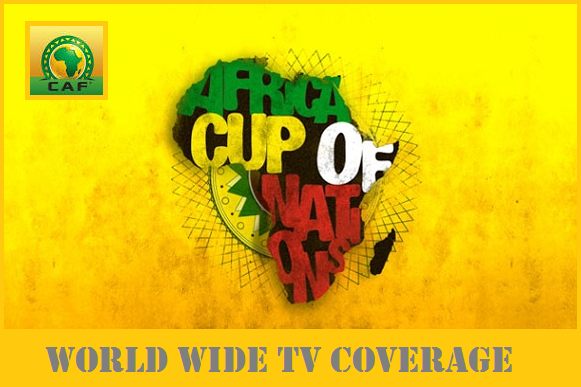 List of African Cup of Nations 2017 TV Coverage Networks