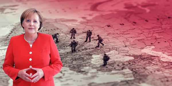 H Μέρκελ τελειώνει το ΝΑΤΟ;