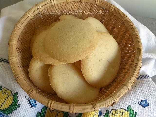 """Biscoitos """"Nilla Wafers"""" caseiros"""