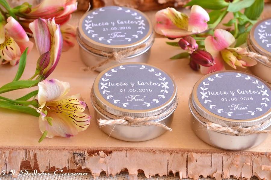 velas perfumadas detalles de boda