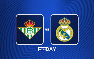Betis vs Real Madrid – Highlights