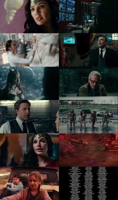 Justice League 300MB worldfree4u