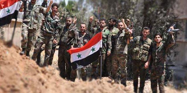 الجيش يسترد مناطق جديدة جنوباً ويفشل محاولات تسلل لريف حماة