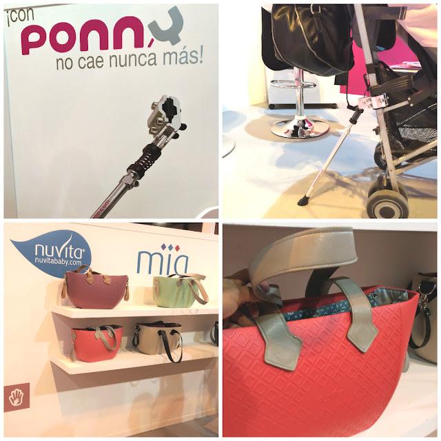 ponny shop antivuelco silla paseo nuvita mia bolso maternal
