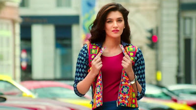 Kriti Sanon - A distinguished Khatak dancer.