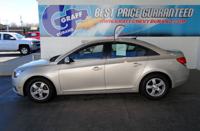 Pick of the Week - 2014 Chevrolet Cruze 1LT Auto