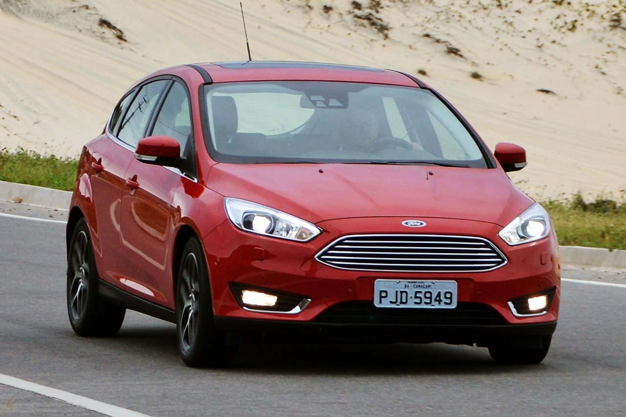 Ford Comeca A Substituir Cambio Powershift Do Focus Por Um