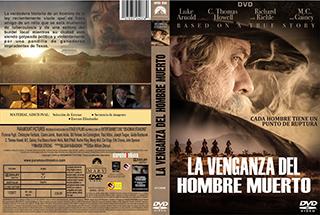 Deadman Standing - La Venganza del Hombre Muerto - Cover DVD