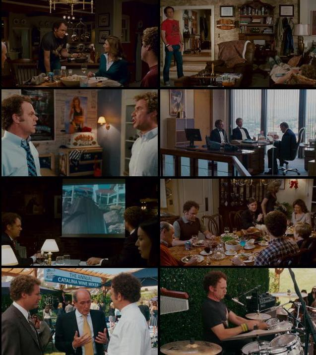 Step Brothers 2008 Unrated Dual Audio Hindi 720p BluRay 800mb