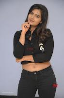 Neha Deshpandey in Black Jeans and Crop Top Cute Pics Must see ~  Exclusive Galleries 038.jpg