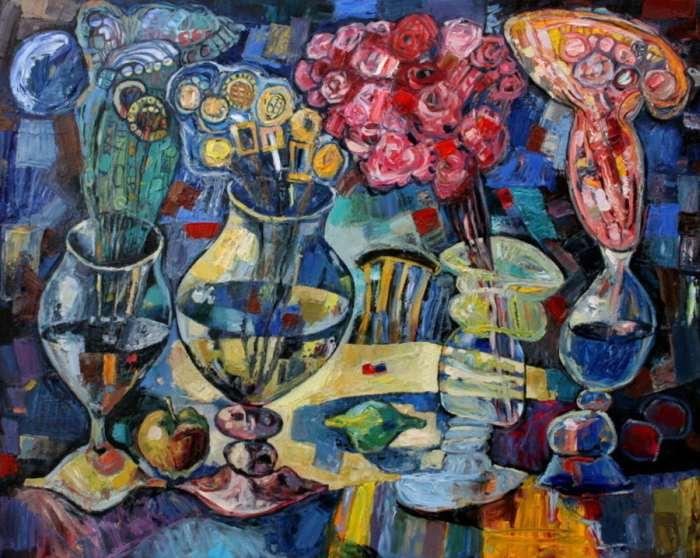 Немецкий художник. Johann Studinsky