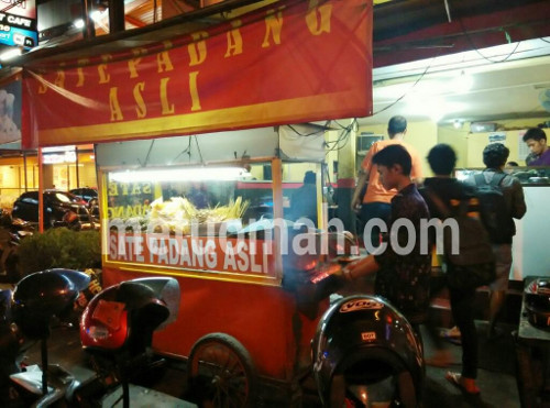 Sate Padang Asli Jalan Kaliurang Jogja
