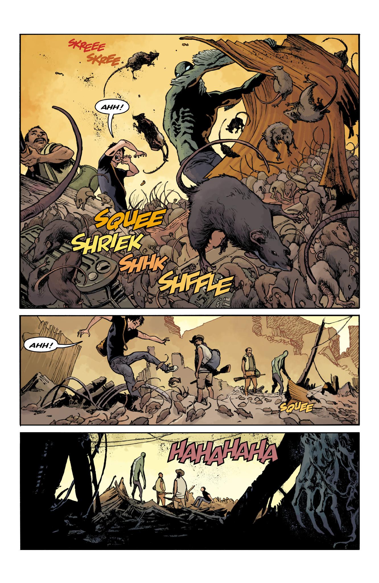 Read online Abe Sapien comic -  Issue #18 - 14