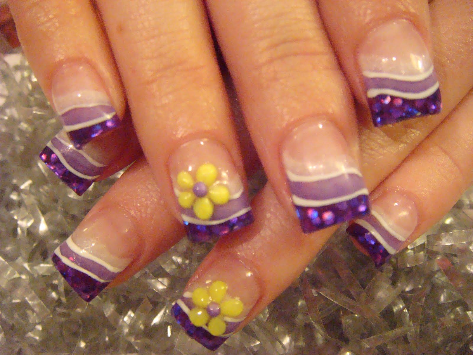 Nail Art Spring Nails