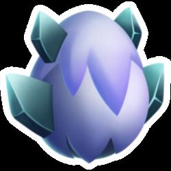 High Snow Dragon (Egg)