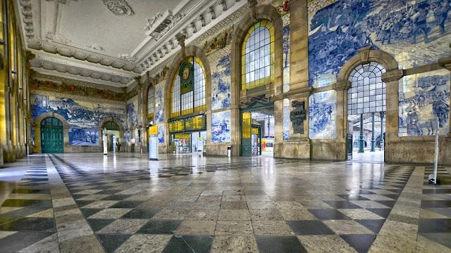 Estação São Bento, Porto