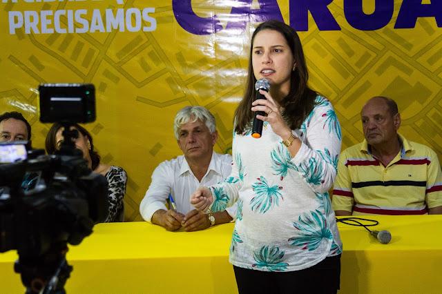 Com 53,15%, Raquel Lyra é eleita primeira prefeita de Caruaru