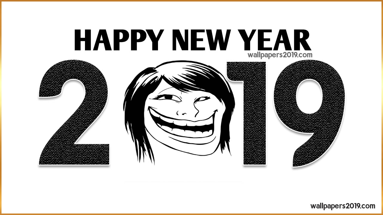 meme happy new year 2019