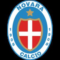 Logo Tim Klub Sepakbola Novara Calcio PNG