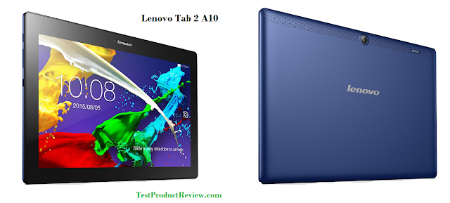 Lenovo Tab 2 A10 - affordable performer in the 10.1' segment