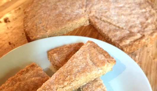 Recipe: Brown Buttery Buttermeal Cookies