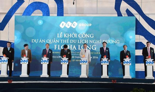 khoi cong flc ha long