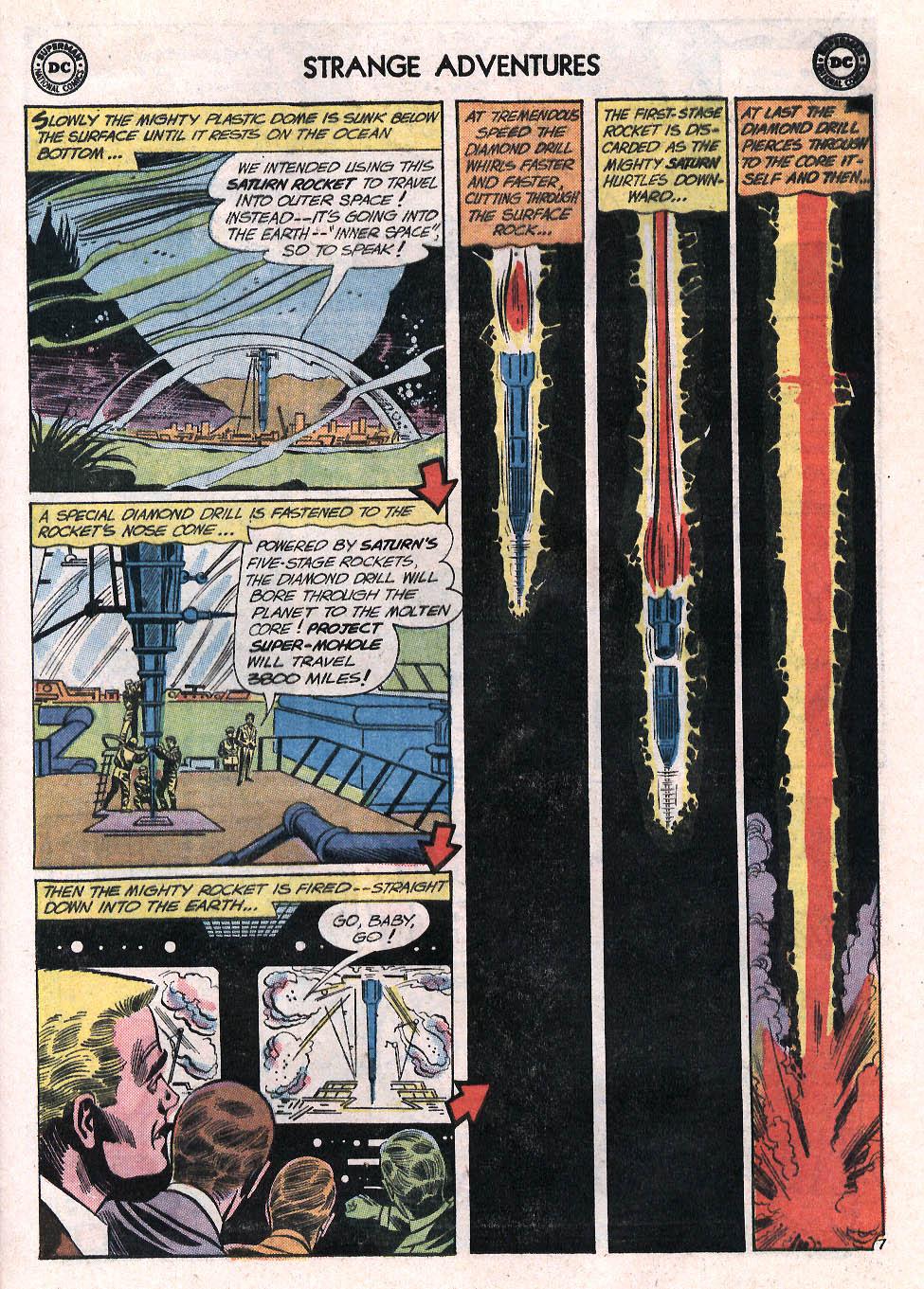 Strange Adventures (1950) issue 137 - Page 21