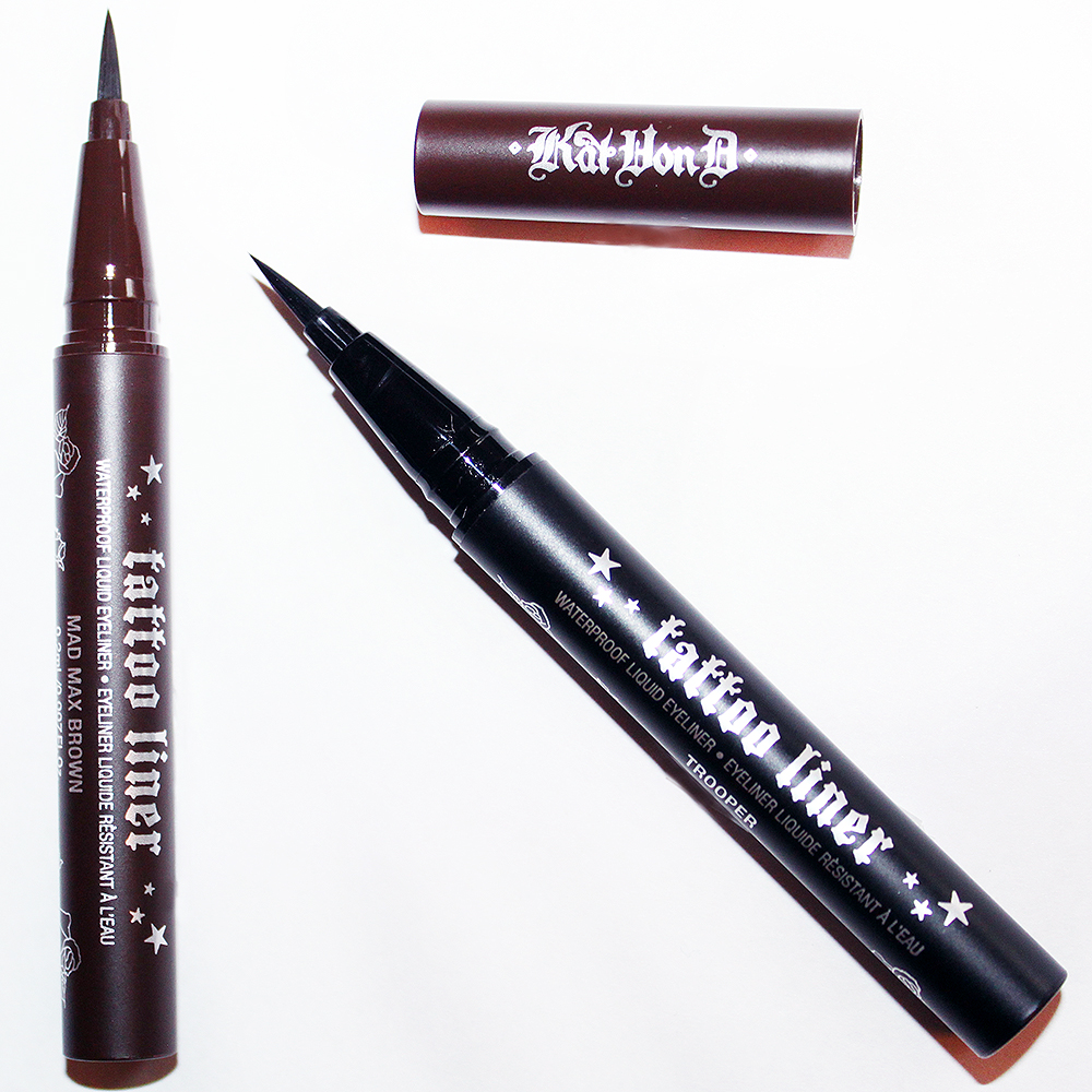 9668adf3ba4 Bad Outfit, Great Lipstick: REVIEW: Kat Von D Tattoo Liner