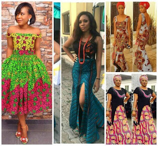 Ankara style ,Nigeria fashion