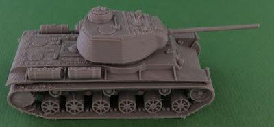 KV-85 Tank picture 1