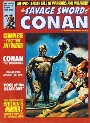 Savage Sword of Conan (UK) #19