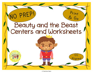https://www.teacherspayteachers.com/Product/Beauty-and-the-Beast-Fairy-Tale-Worksheets-Activities-Games-Printables-and-More-818108