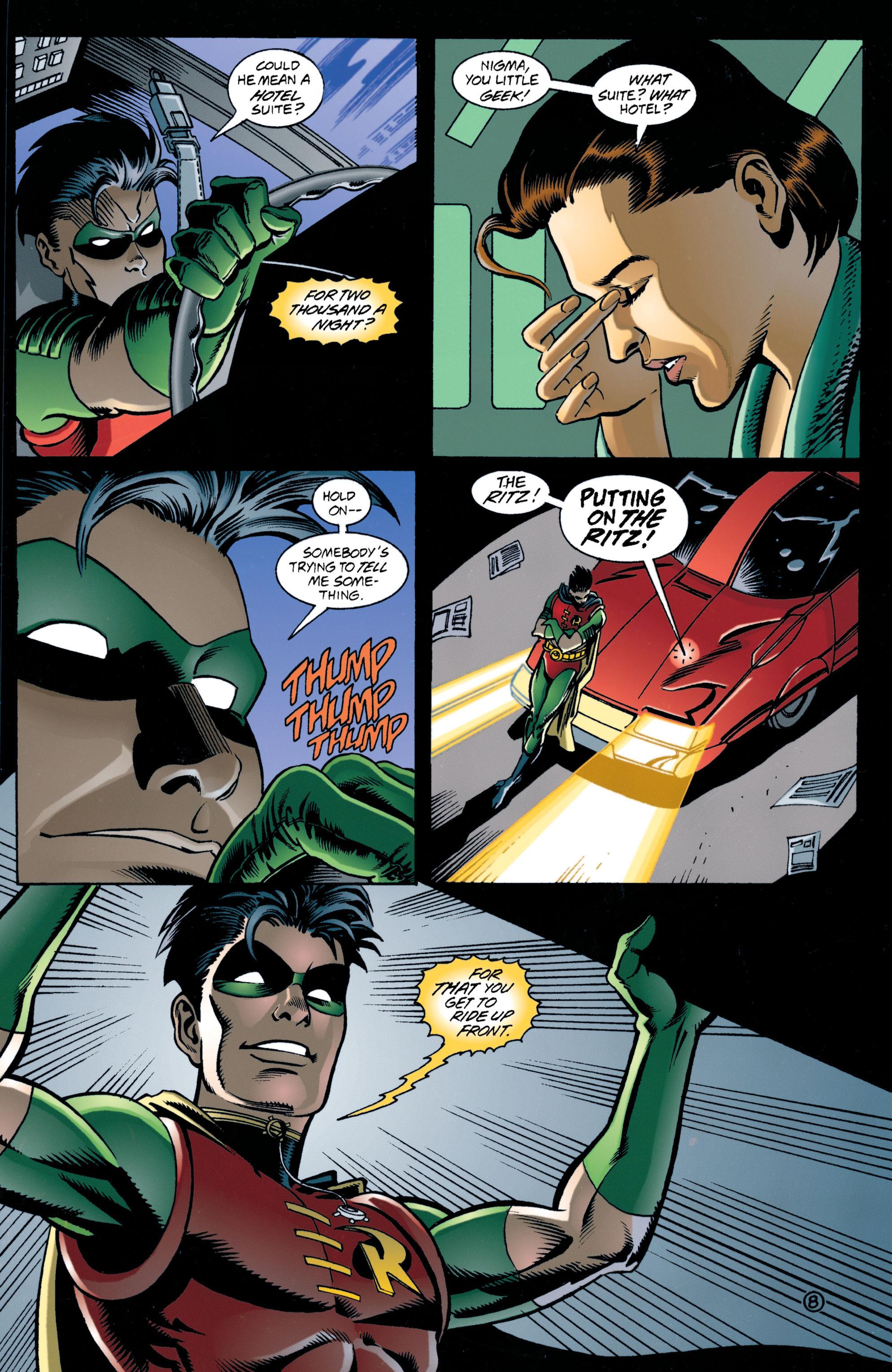 Detective Comics (1937) 707 Page 8