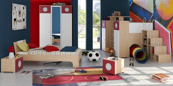 anak Anda siap untuk mempunyai kamar tidur sendiri Tips Merancang Kamar Tidur Anak yang Menyenangkan