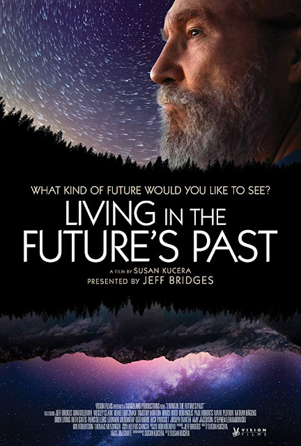 Living in the Future's Past 2018 documentary movie poster