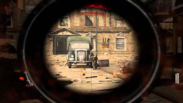 Sniper Elite v2 Full Crack
