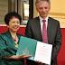 """""""Certificate of Merit"""" Diraih Dubes Wening Esthyprobo"""