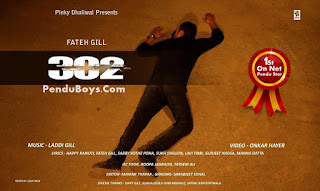 302 Fateh Gill Download Mp3 Album