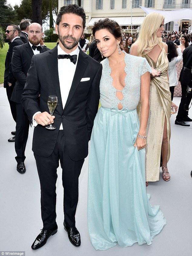 269d9cef9c63 Eva Longoria gifter sig med sin José i helgen! Mästarinnan av storslagna  och trendskapande bröllop gifter sig för tredje gången, den här gången är  ...