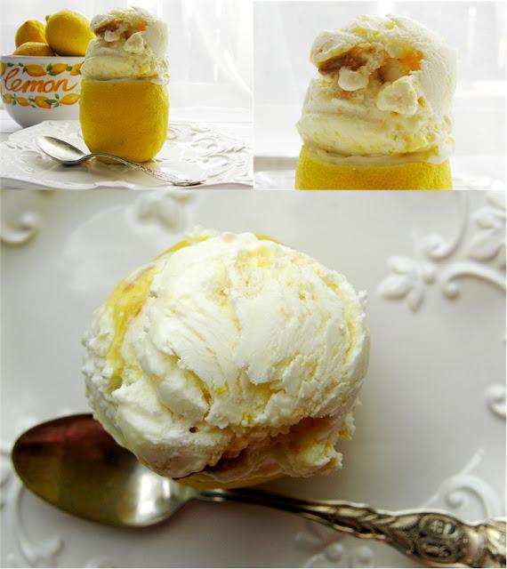 Curly Girl Kitchen: Lemon Cream Pie Ice Cream