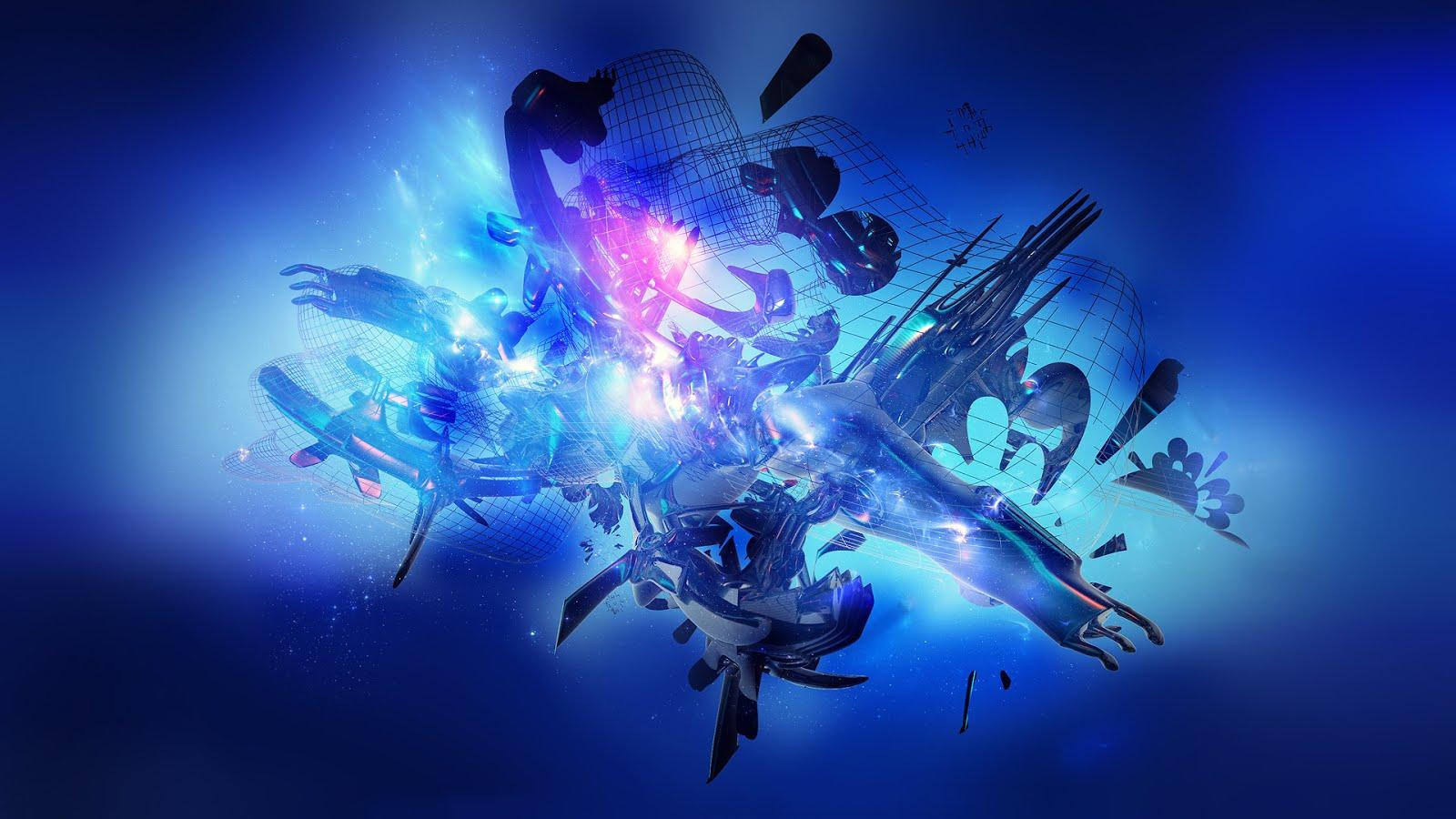 Wallpaper Hd 1080p Blue