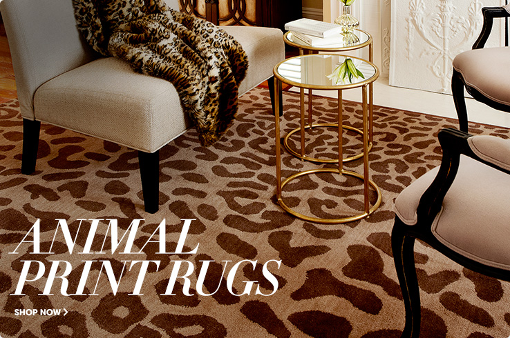 Great How To Accessorize Your Apartment Or House With Leopard Print Carpet And  Rugs