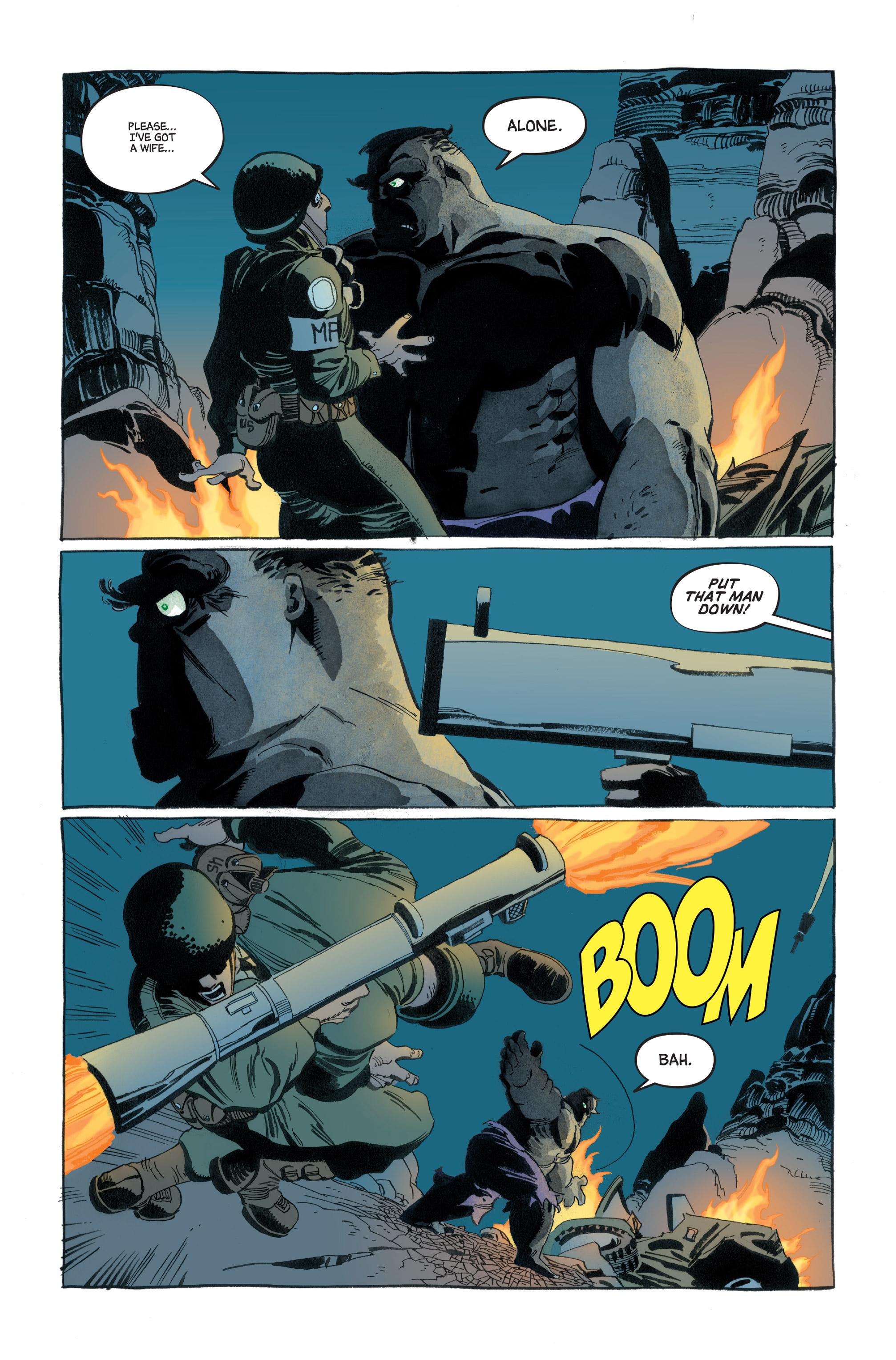 Read online Hulk: Gray comic -  Issue #1 - 19