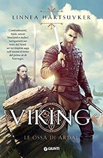 vikinghi, recensione romanzo storico