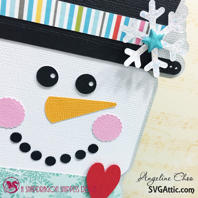 ScrappyScrappy: Snowman and Penguin cards  #svgattic #scrappyscrappy #christmas #snowman #penguin #winter #card #unitystampco #stamp #trendytwine #twine