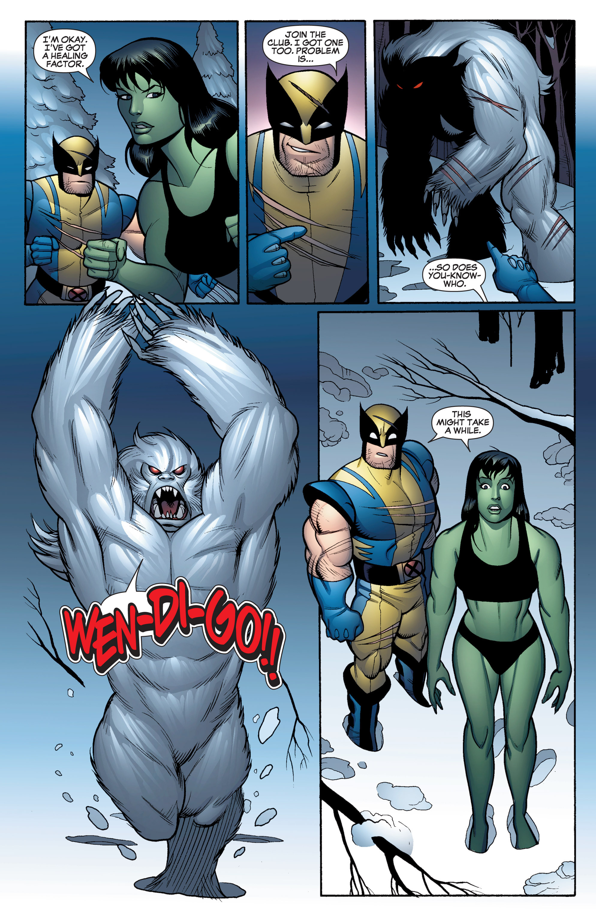 Read online She-Hulk (2005) comic -  Issue #16 - 15