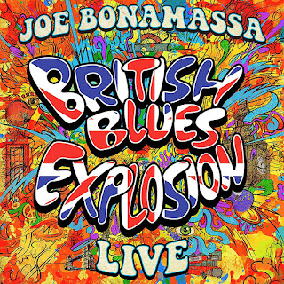 Joe Bonamassa's British Blues Explosion Live